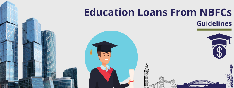 Education Loans From NBFCs